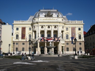 Teatro Opera Bratislava