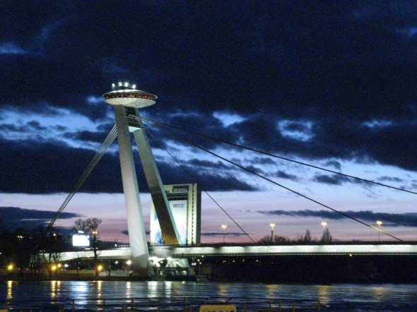 Novy most Bratislava