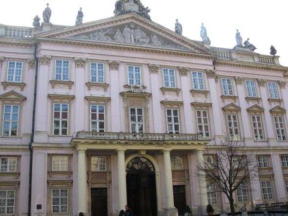 Palazzo Primaziale Bratislava