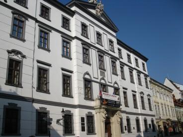 Palazzo Palffy Bratislava