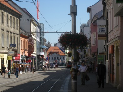 Obchodna utca Bratislava