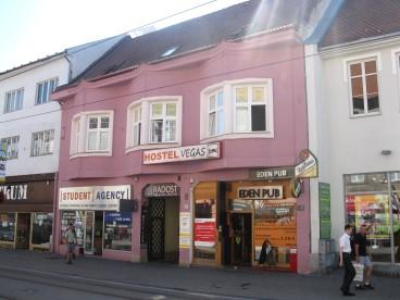Vegas hostel Bratislava