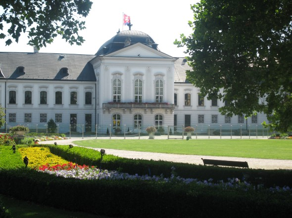 Giardini Grassalkovich Bratislava