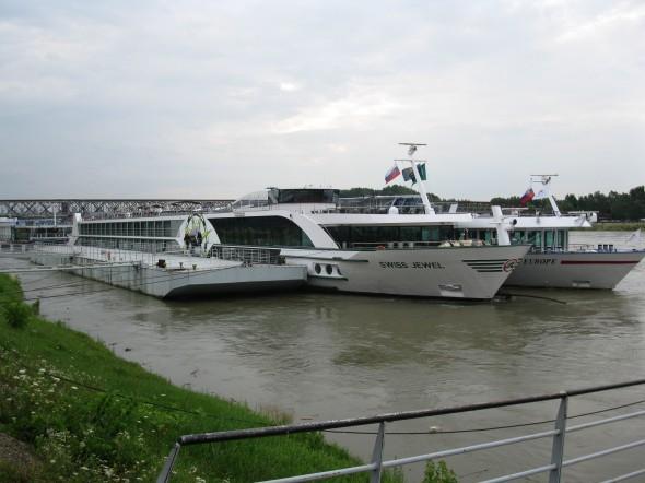 Navigazione Danubio