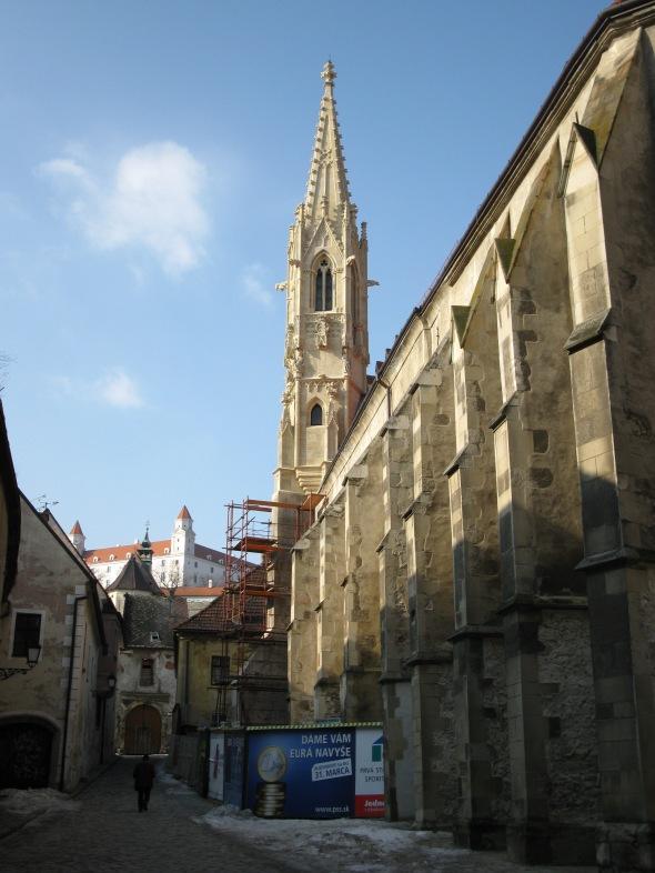 Chiesa convento Clarisse